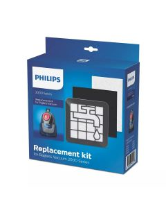 Philips Series 2000 Replacement Kit For Bagless Vacuum XV1220/01