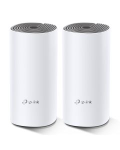 Tp-Link Deco E4 Ac1200 Wireless Home Mesh System (2-Pack)