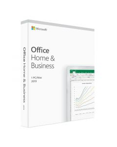 Microsoft Office 2019 Home & Business T5D-03244