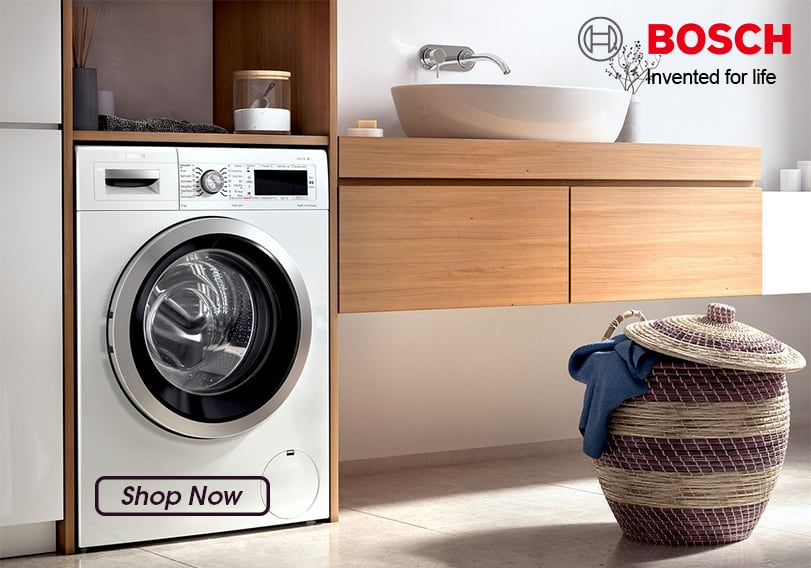Bosch Premium Home Appliances