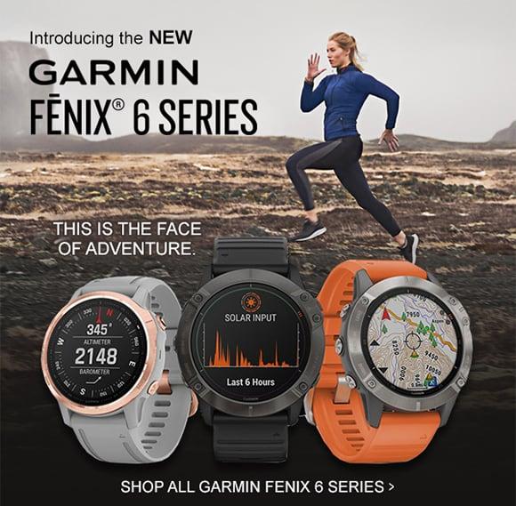 Garmin Fenix Series 6