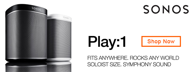 Sonos Portable Speakers