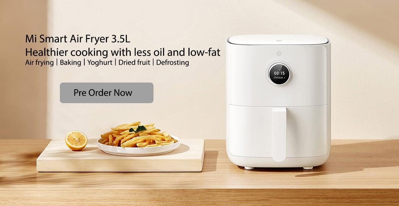 Xiaomi Air Fryer Pre-Order
